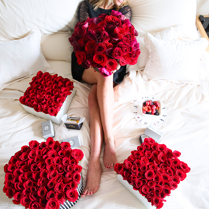 luxury valentine's day hotel package nyc | indulge at the mark hotel, Ideas